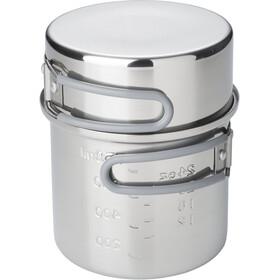 Esbit Stainless Steel Pot 1,0l